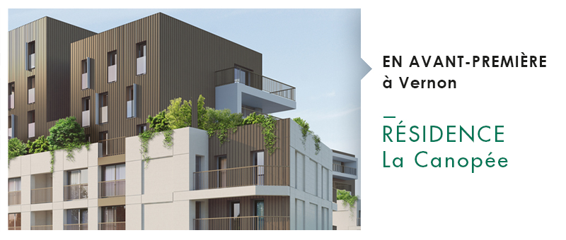 Programme immobilier Vernon