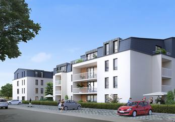 programme immobilier Mesnil Esnard