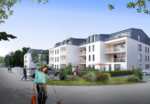 Terrasses des Pérêts - Mesnil Esnard